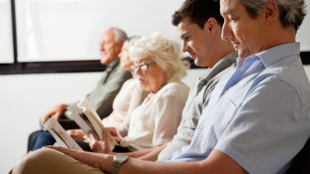 Wartezimmer TV für bessere Patienteninformation