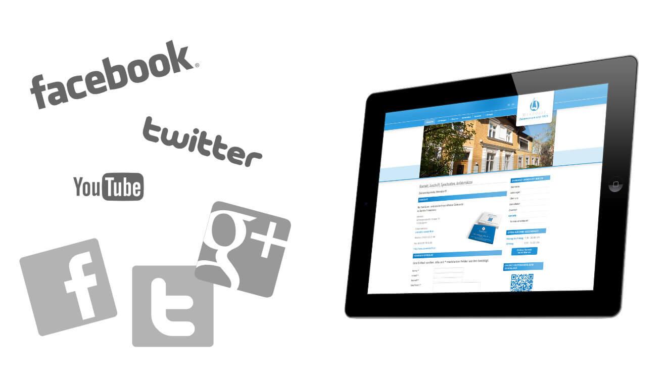 Social Media für die Arztpraxis