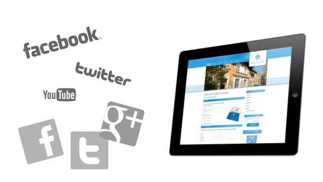 Warum Facebook, Twitter und Google+ so wichtig für Ärzte und Zahnärzte ist